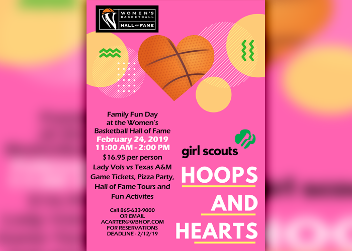 2020 Hoops And Hearts Women S Basketball Hall Of Fame