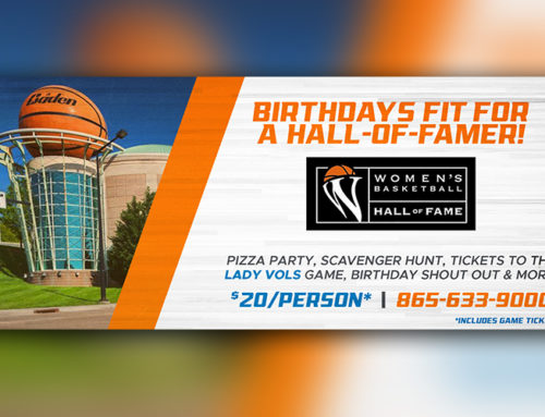 Hall of Fame Birthday Party