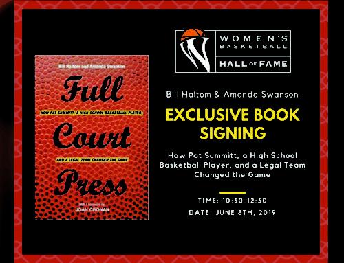 Book Signing – Bill Haltom & Amanda Swanson