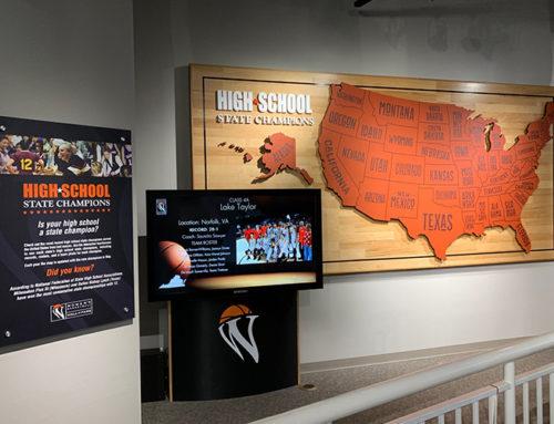 New High School Exhibit