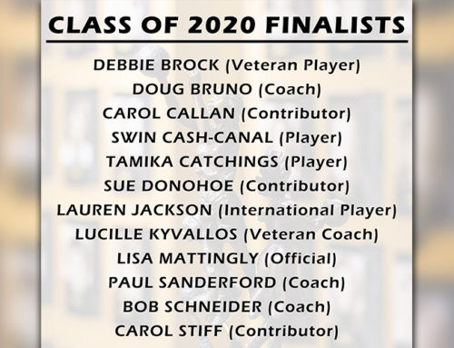 Class of 2020 Finalists