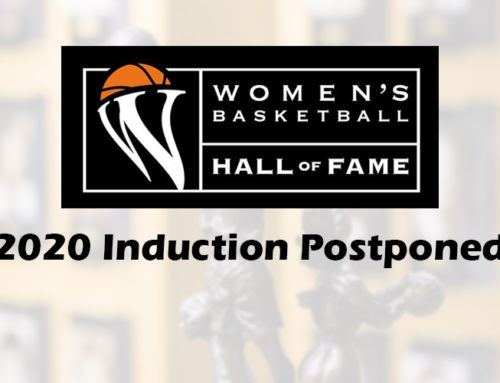 2020 Induction Postponed